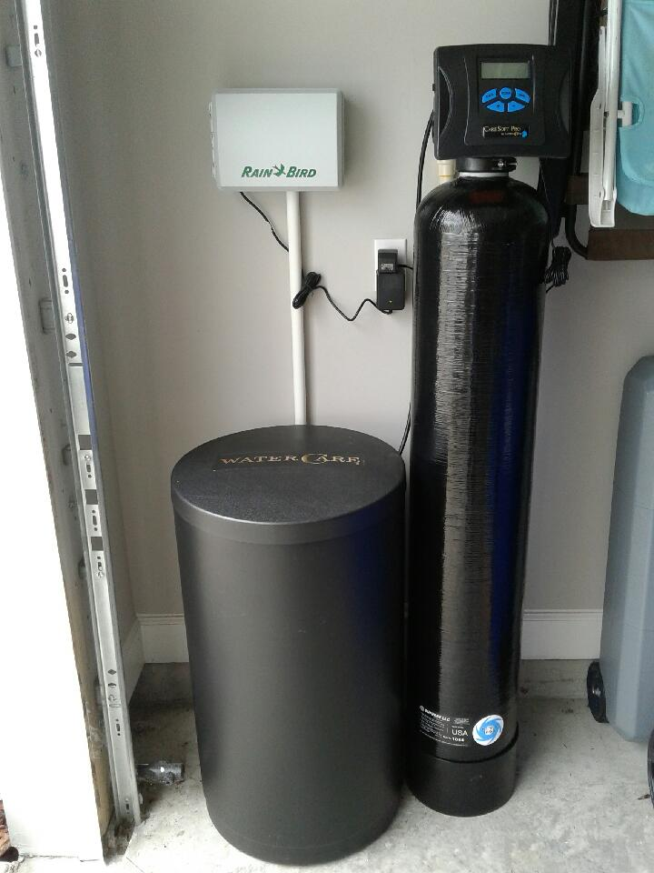Water softeners Jacksonville Florida